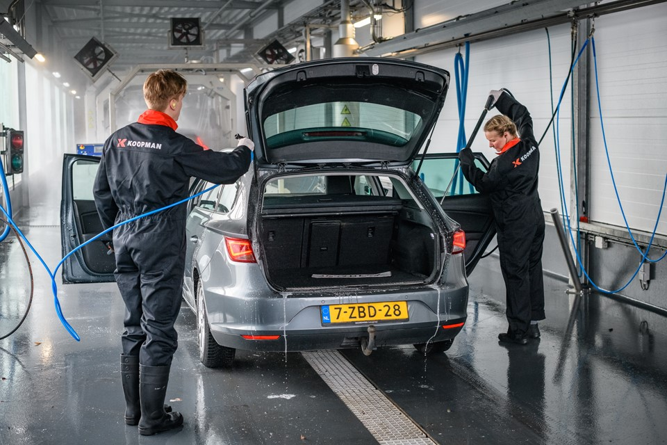 VAB en Koopman bundelen krachten voor Automotive Solutions in België